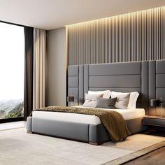 Contemporary Bedroom Interior Design That Very Cozy 04 Realivin