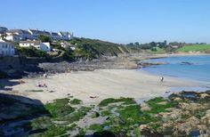 Portscatho, the Roseland, Cornwall.