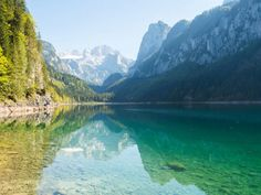 Gosausee Ausflugstipps Hallstatt, Feeling Defeated, City People, Perfect Place, Austria, Traveling By Yourself, Wanderlust, Culture, Explore