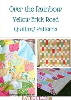 "Here at FaveQuilts, we have literally hundreds of <a href=""http://www.favequilts.com/"" target=""_blank"" title=""Free Quilt Patterns"">free patterns</a> and quilt project ideas for you to check out. From cute <a href=""http://www.favequilts.com/Quilts-For-Baby/13-Free-Baby-Quilt-Patterns"" target=""_blank"" title&..."