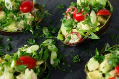 Chef Michael Smith's Kitchen: 100 Of My Favourite Easy Recipes – Iorn Chef Battle Snack: Avocado, Tuna, and Tomatoes