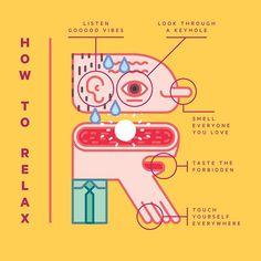 Hoy tenemos como invitado a Relajaelcoco (@relajaelcoco) este estudio especializado en ilustración, diseño editorial e infografía, realizan proyectos para publicaciones como Wired, Yorokobu o Jot Down y clientes como Vueling o Mini entre otros. Resumen su mundo como una mezcla de felicidad, buen rollo y un ambiente relajado que estimule grandes ideas, algo que se ve reflejado en su trabajo y en su forma de ser. Con su #R de Relax han querido explicar como relajarse con los 5 sentidos, así qu...