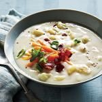Loaded Potato Soup Recipe | MyRecipes.com