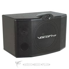 VocoPro 3-Way Vocal Speaker (Pair) - SV500-U