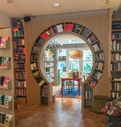 Here are 50 beautiful bookstores to visit on your next trip around the world. And in the meantime you can gaze at them on Instagram.