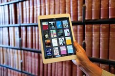 Why the Public Library Beats Amazon—for Now: As E-Book Subscription Services Grow Their Catalogs, the Age-Old Institution Trumps All