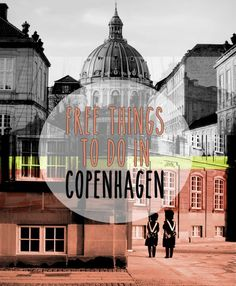 Free things to do in Copenhagen