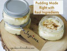 Pudding in Mason Jar #kozyshack #puddinglove #sp