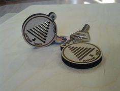 Сувенирный брелок для завода МДФ