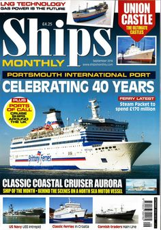 Ships Monthly (September 2016)