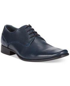 CALVIN KLEIN Calvin Klein Brodie Leather Oxfords. #calvinklein #shoes # all men