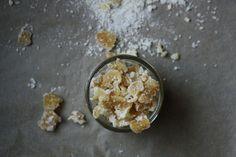 game changer alert! homemade candied ginger is just what i need. i don't really know why but i need it.