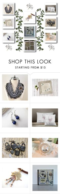 """""""Lovely gifts!"""" by keepsakedesignbycmm ❤ liked on Polyvore featuring Lazuli, Home, jewelry and accessories"""