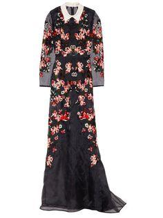 Erdem Moralioglu floor-length Suri gown