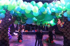 Balloon Decor Corporate Events — Artistic Balloon Decor Balloon Columns, Balloon Wall, Balloon Arch, Balloon Garland, Balloon Decorations, Helium Balloons, Latex Balloons, Social Events, Corporate Events