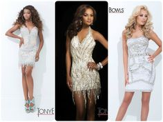 The Perfect Dress – Why Choose Just One?! on itsabrideslife.com/Wedding Reception Dresses/Short White Dresses/Short Wedding Dresses