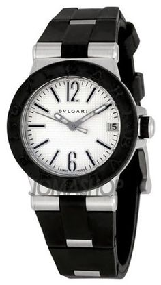 Bvlgari Diagono Ladies Quartz Steel DG29C6SVD