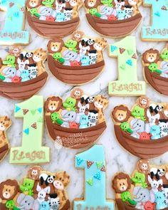 Baby Birthday Themes, Baby Boy First Birthday, Baby Boy Baptism, 1st Boy Birthday, First Birthday Parties, Birthday Party Decorations, First Birthdays, Cake Birthday, Happy Birthday