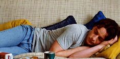 James McAvoy ~ Professional Sleeper