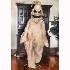 Oogie Boogie A Nightmare Before Christmas by Deconstructress, $349.00