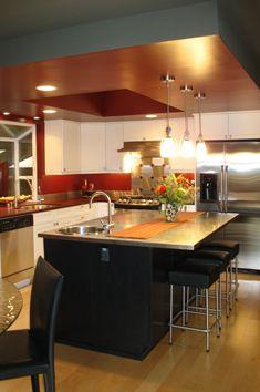 ... Interior Design op Pinterest - Moderne keukens, Witte dressoir en