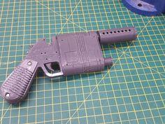 Star Wars - NN-44 - Reys Blaster by lilykill - Thingiverse