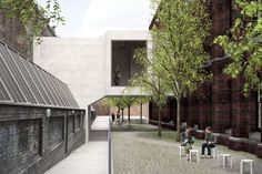Chipperfield Unveils Plans To Reimagine London's Royal Academy of Arts