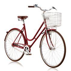 My design inspiration: Körsbär Bike on Fab.
