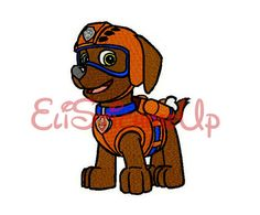 Hey, I found this really awesome Etsy listing at https://www.etsy.com/listing/218478615/paw-patrol-zuma-dog-embroidery-design-2