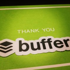Thanks for being on board, together we've Buffered 10,000,000 updates.