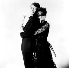 'How To Steal a Million', 1966. Audrey Hepburn and Peter O'Toole.