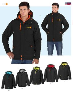 US Basic Astro winter jacket for Men