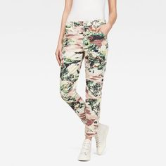 now on eboutic.ch - green boyfriend jeans for woman Blue Jeans, Denim Jeans, G Star Raw, Boyfriend Jeans, Pajama Pants, Woman, Shorts, Green, Jackets