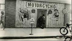 MOTORCYCHO #biker