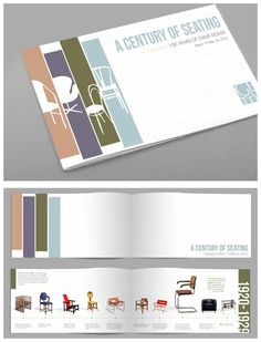 Brochure Layout Examples: 55 Inspiring Designs to Draw Inspiration From Brochure Cover Design, Graphic Design Brochure, Brochure Layout, Brochure Ideas, Brochure Template, Layout Design, Print Layout, Web Design, Collateral Design