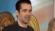 Lusty looks: Hoda loses it when Colin Farrell flirts