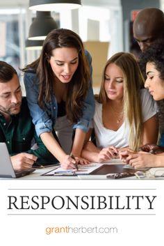 """Leaders are not responsible for the job. Leaders are responsible for the people that are responsible for the job"" Simon Sinek #leadership #i4neuroleader #responsibility #delegation"
