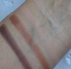Make Up Factory Eye Colors - #10 Misty Rose