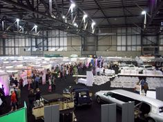 view of the exhibitors