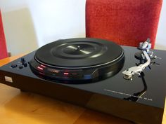 Sansui Platine Vinyle Thorens, Audiophile Turntable, Home Theater Sound System, High End Turntables, Radios, Direct Drive Turntable, Retro, Record Players, Phonograph