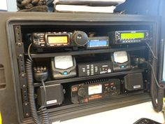 """We have all seen the black box radios that have attracted the term """"shack in a box"""" but I wanted a real shack in a box. I have limited space at home and wanted to enjoy a bit of portabl…"""