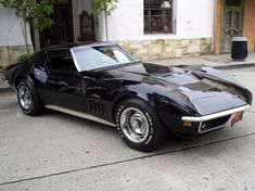 Corvette Stingray 1968