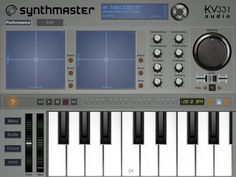 SynthMaster Player for iPad
