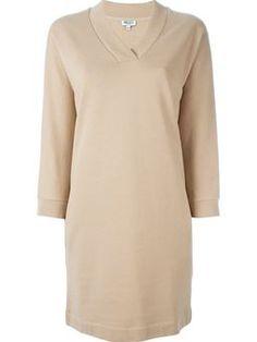 Kenzo Paris print sweatshirt dress $398 #farfetch #fashionclothing #ReviewsClothing