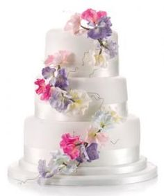 Daisy Hill Cakes: You Wedding - Sugar Sweet Pea Cake