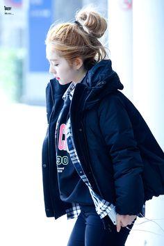 Red Velvet Irene Airport Fashion 151111 2015 Kpop