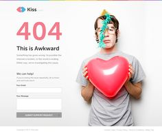 15 really creative 404 pages