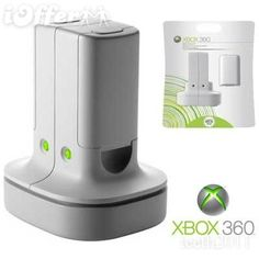 Xbox 360 Quick Charger Station - $17.00 (iOffer)