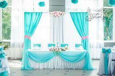 Мятная свадьба — Студия декора Аляска