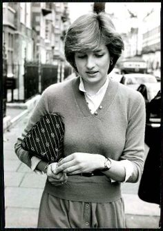 33 YEARS AGO LADY DIANA SPENCER IS BETROTHED TO THE PRINCE OF WALES